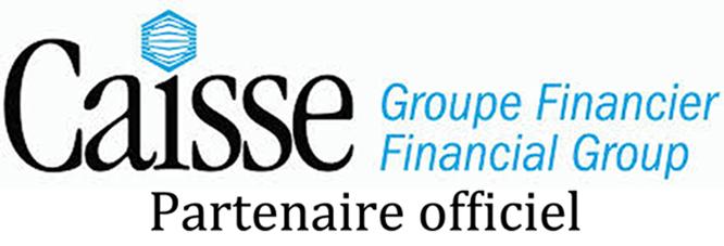 Caisse Financial Group Groupe Financier avec Partenaire officiel