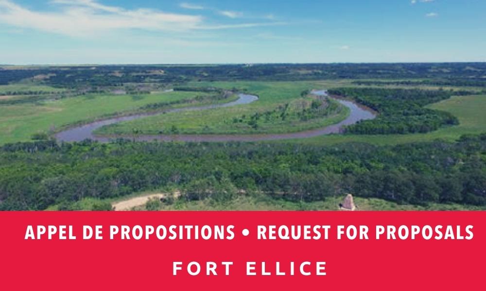 Fort Ellice RFP