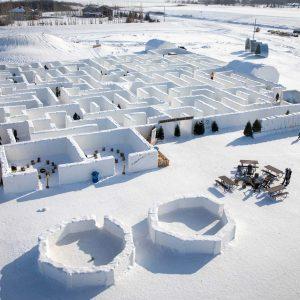 Ritchot-CDEM-Snow-Maze