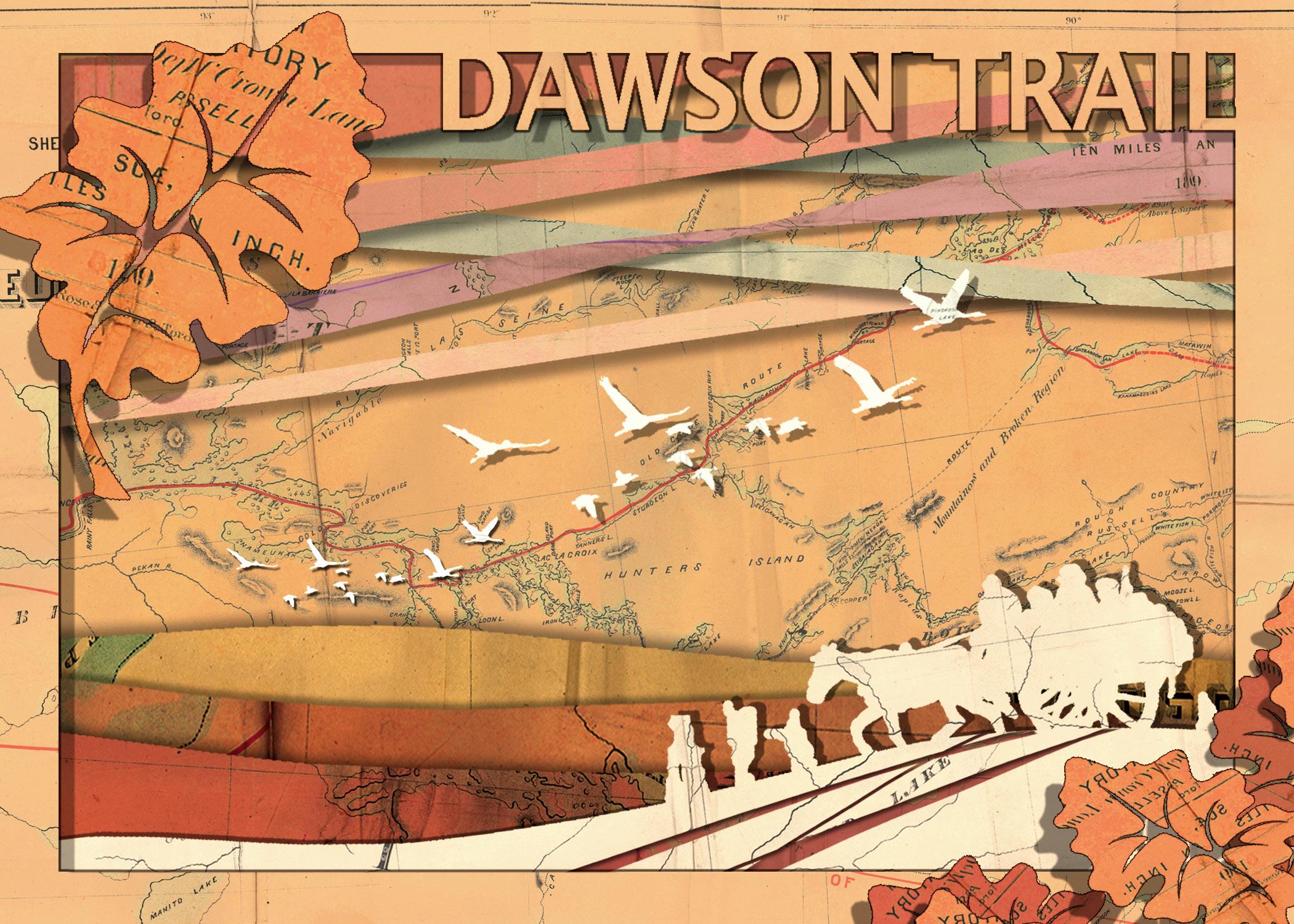 À la découverte des artistes du chemin Dawson