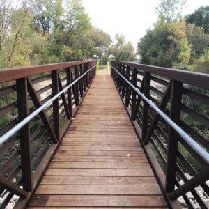 Pont Bridge Salaberry